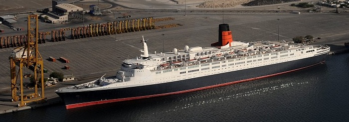 rms Queen Elizabeth 2 cruise ship